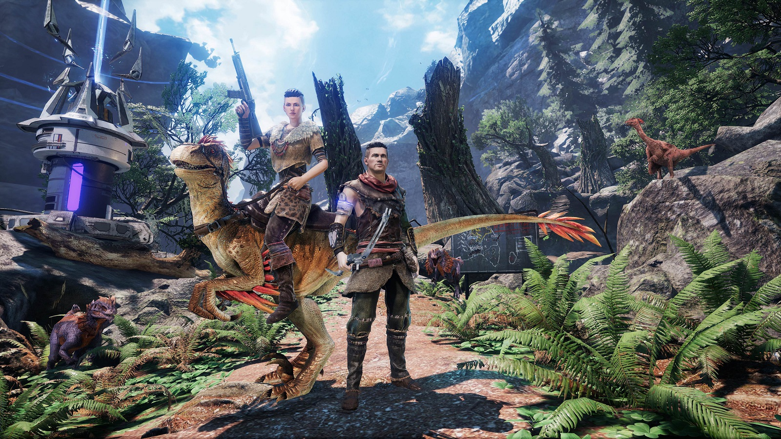 The Steam And PSVR Releases Of ARK Park Will Also Come With A More  Expensive Deluxe Edition, Which Includes Some More Outfits And Goodies.