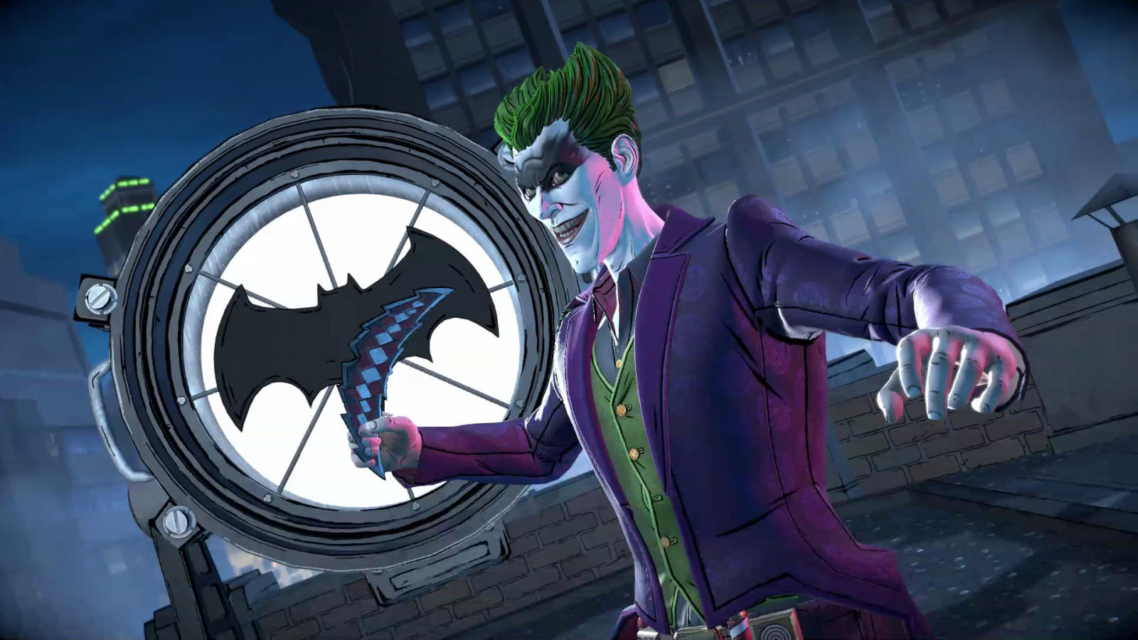 best friends forever — batman: the enemy within review – gaming trend