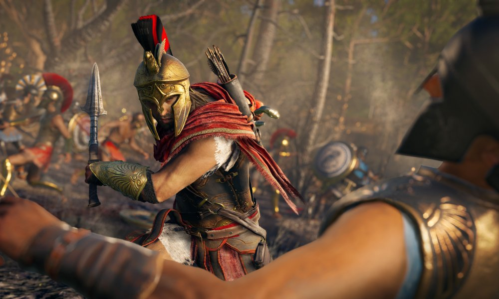 Become a greek hero in assassins creed odyssey gaming trend malvernweather Image collections