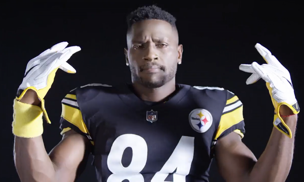 antonio brown jerseys madden overdrive