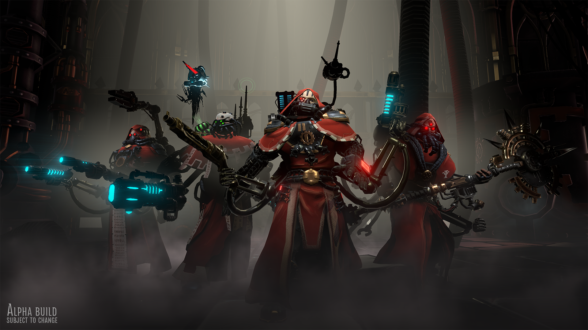 Mechanicus Alpha announcement (0)