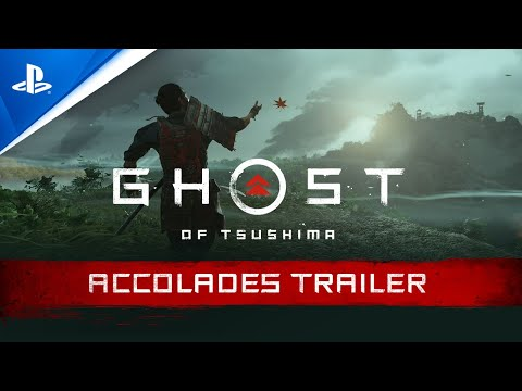 Ghost of Tsushima – Official Accolades Trailer | PS4
