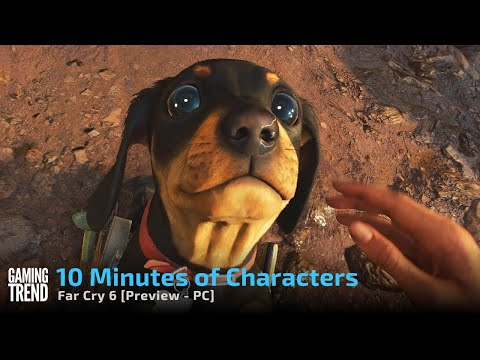 Far Cry 6 Preview - 10 Minutes of Characters on PC [Gaming Trend]