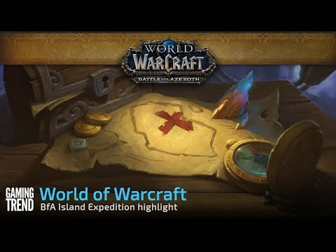 World of Warcraft - Island Expedition highlight [Gaming Trend]