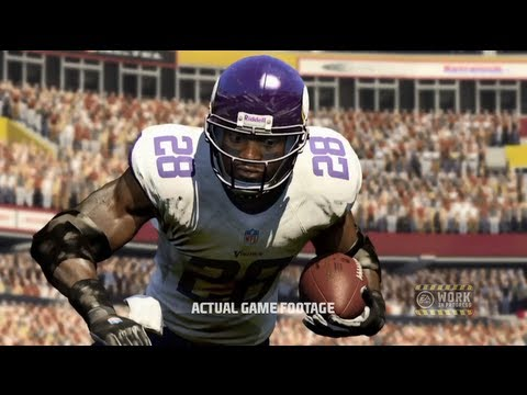 Madden NFL 25 | Official E3 2013 Gameplay Trailer | Xbox One & PS4