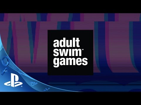 PlayStation Experience 2015: Adult Swim Games at PSX 2015 | PS4