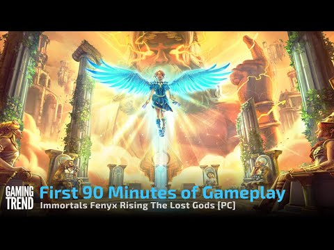 Immortals Fenyx Rising The Lost Gods DLC First 90 Minutes - PC [Gaming Trend]