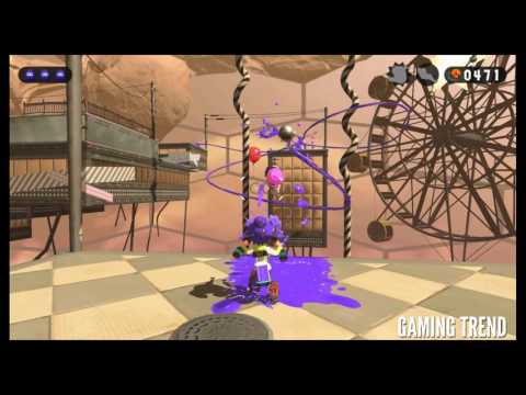 Splatoon 2 - Octo Canyon Campaign Preview [Gaming Trend]