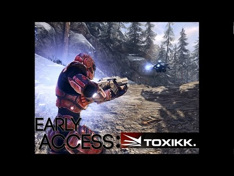 TOXIKK Steam Early Access Gameplay