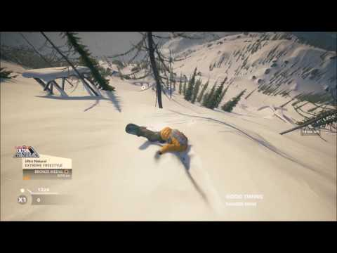 Steep - Hands-On Gameplay #2 [Gaming Trend]