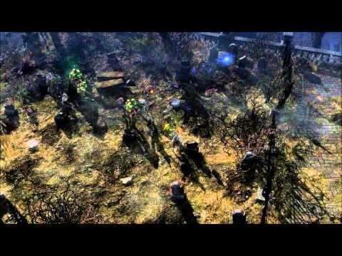 Grim Dawn Pre-Alpha: Soldier + Demolition Melee Build