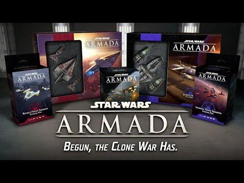 Star Wars Armada: Begun, The Clone War Has