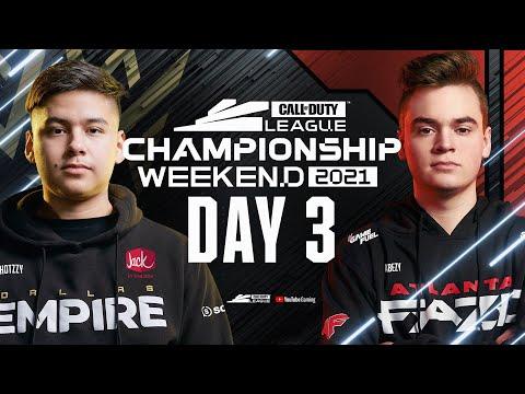 Call Of Duty League 2021 Season | Championship Weekend | Day 3