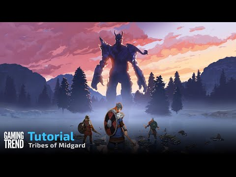 Tribes of Midgard Tutorial on PC [Gaming Trend]