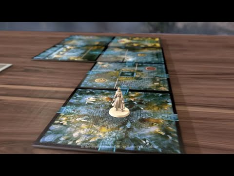 Exploration and Discovery in Bloodborne: The Board Game