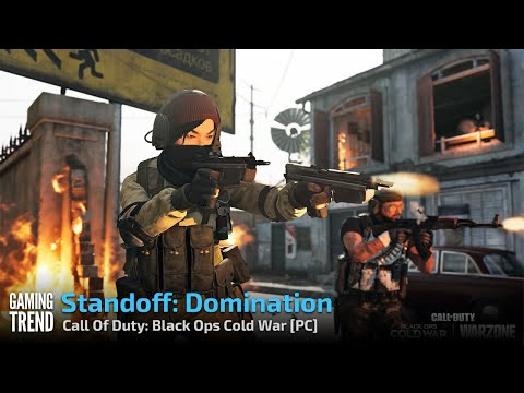 Standoff: Domination - Call Of Duty: Black Ops Cold War [PC] - [Gaming Trend]