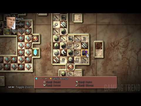 Final Fantasy XII The Zodiac Age - Zodiac Job System [Gaming Trend]