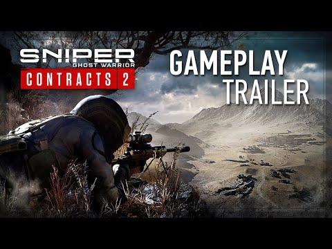 Sniper Ghost Warrior Contracts 2 - Gameplay Reveal Trailer (2021)