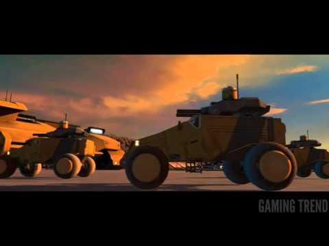 Homeworld Deserts of Kharak First Mission Gaming Trend
