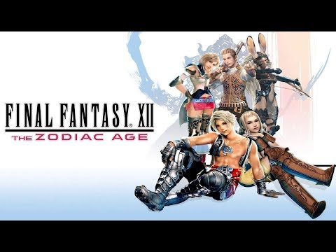 Final Fantasy XII The Zodiac Age - First 45 minutes [Gaming Trend]