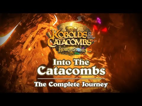 Hearthstone: Into the Catacombs - The Complete Journey