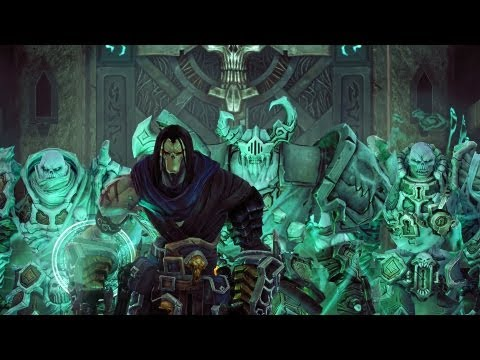 Darksiders II: Death Comes for All - Official HD