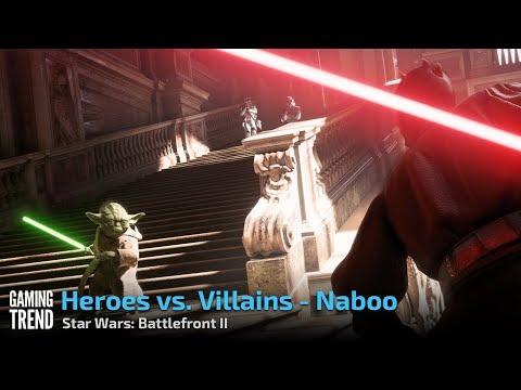 Star Wars Battlefront II - Heroes vs. Villains - Naboo