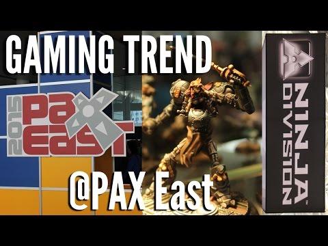 Ninja Division @PAX East 2015 [Gaming Trend]