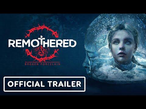 Remothered: Broken Porcelain - Official Trailer | gamescom 2020