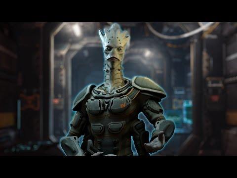 Galactic Civilizations III Crusade - Tutorial sample [Gaming Trend]