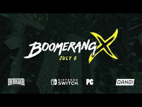 Boomerang X | July 8 | Nintendo Switch + PC