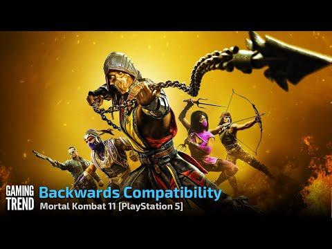 Mortal Kombat 11 - Backwards Compatibility - PlayStation 5 [Gaming Trend]