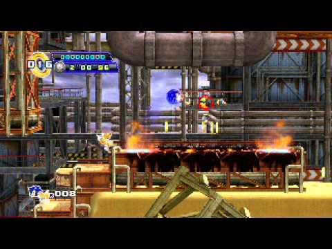 Sonic the Hedgehog 4: Episode 2 Lock On Trailer