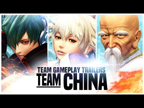 THE KING OF FIGHTERS XIV: Team China