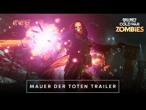 Mauer Der Toten Trailer   Season Four   Call of Duty®: Black Ops Cold War - Zombies