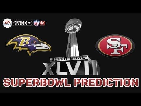 Super Bowl 2013 Predictions: Ravens vs. 49ers in Super Bowl 47