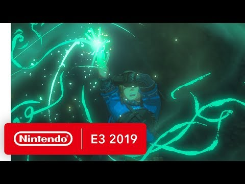Sequel to The Legend of Zelda: Breath of the Wild - First Look Trailer - Nintendo E3 2019