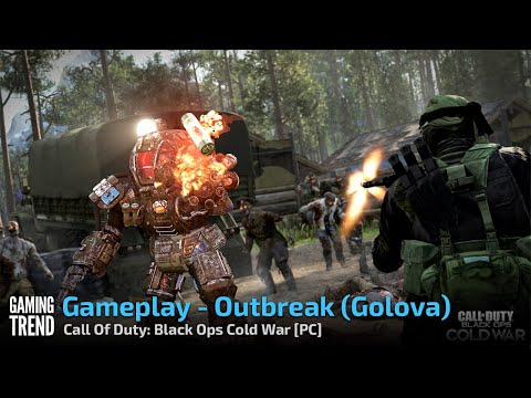 Gameplay - Outbreak (Golova) - Call Of Duty: Black Ops Cold War [PC] - [Gaming Trend]