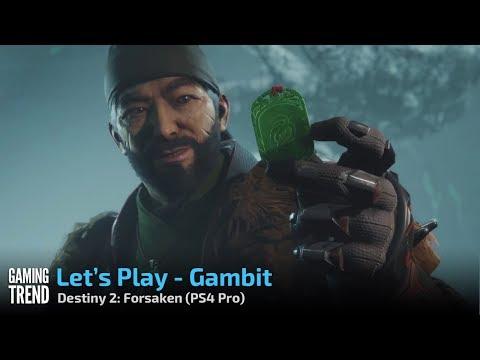 Destiny 2 Forsaken - Let's Play - Gambit - [Gaming Trend]