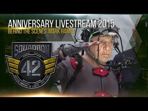 Squadron 42: Behind the Scenes - Mark Hamill