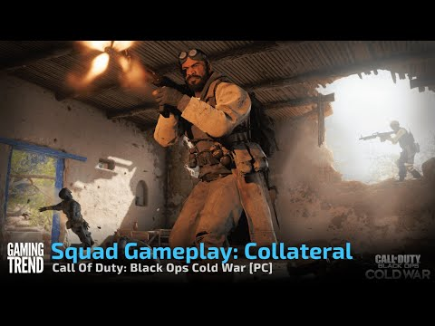 Squad Gameplay: Collateral - Call Of Duty: Black Ops Cold War [PC] - [Gaming Trend]