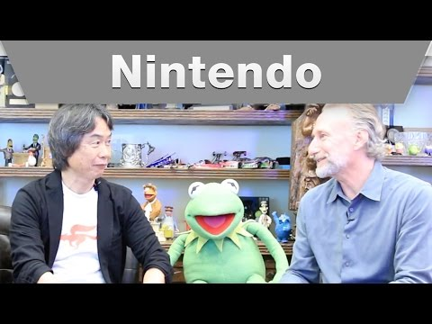 A Visit To Jim Henson Studios with Mr. Miyamoto