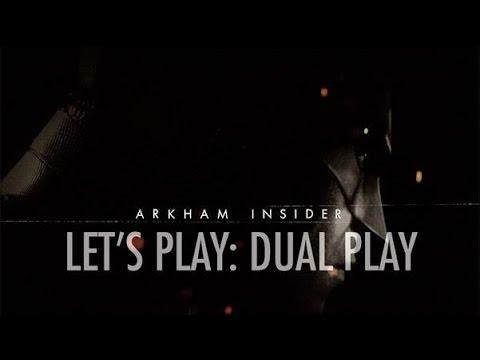Official Batman: Arkham Insider #2 – 'Let's Play Dual Play'