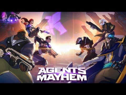 Agents Of Mayhem - Bad Vs. Evil [US]