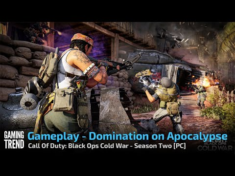 Domination on Apocalypse - Call Of Duty: Black Ops Cold War - Season Two [PC] - [Gaming Trend]
