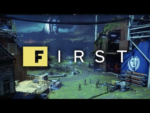 """Destiny 2: Tour of the New Social Space """"The Farm"""" - IGN First"""