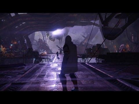 Destiny PlayStation 4 Official Announcement