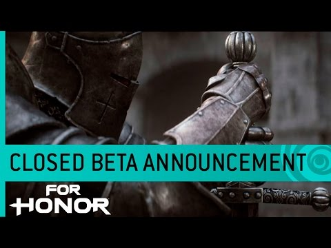 For Honor Cinematic Trailer: Closed Beta Date Announcement – The Thin Red Path [NA]
