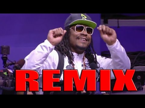 I'm Just Here So I Won't Get Fined - REMIX - WTFBrahh