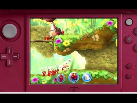 Pikmin 3DS Revealed!